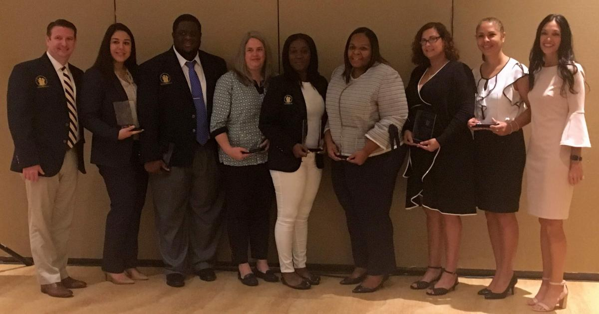 All Child Welfare Excellence Award Recipients 2018